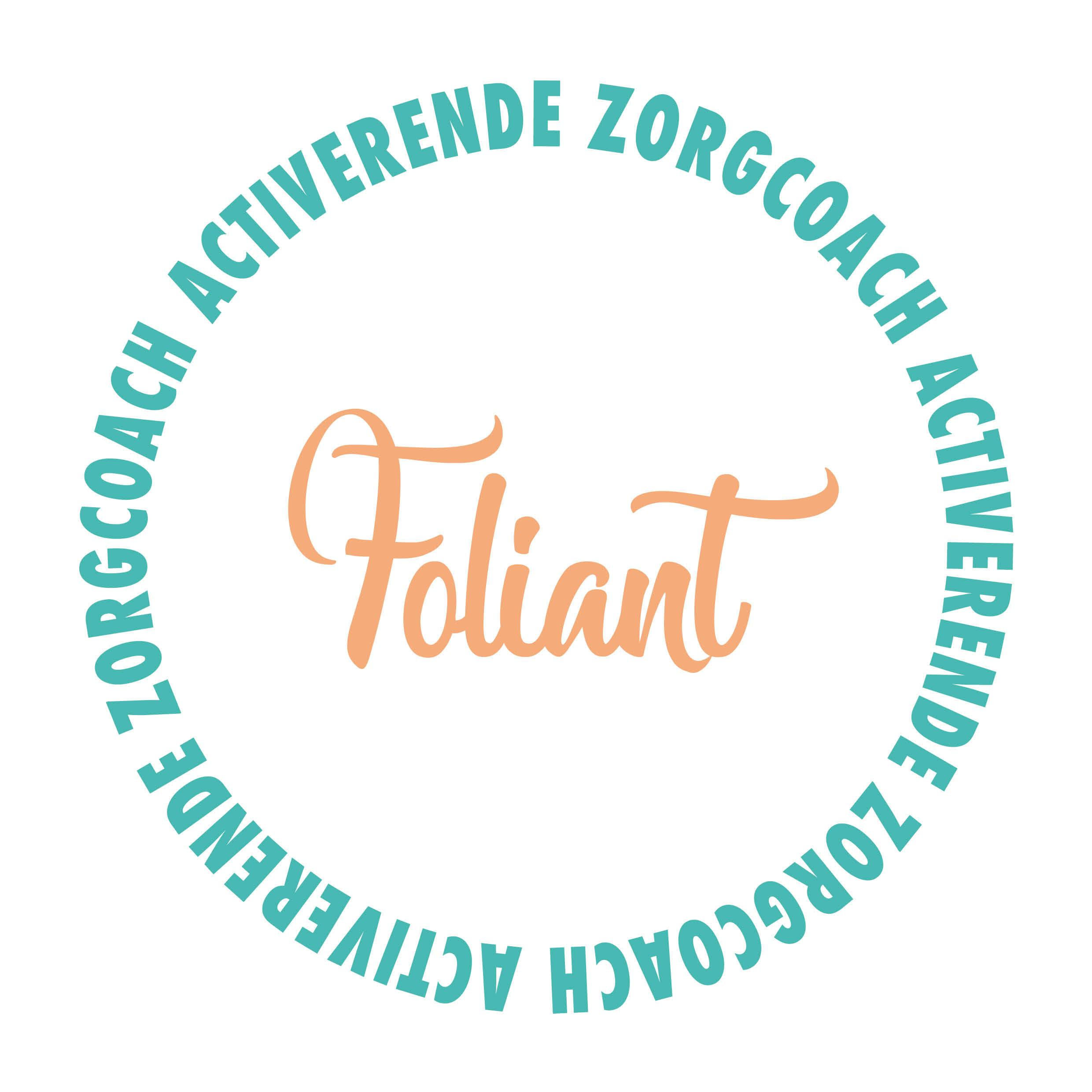 Activerende zorgcoach Foliant